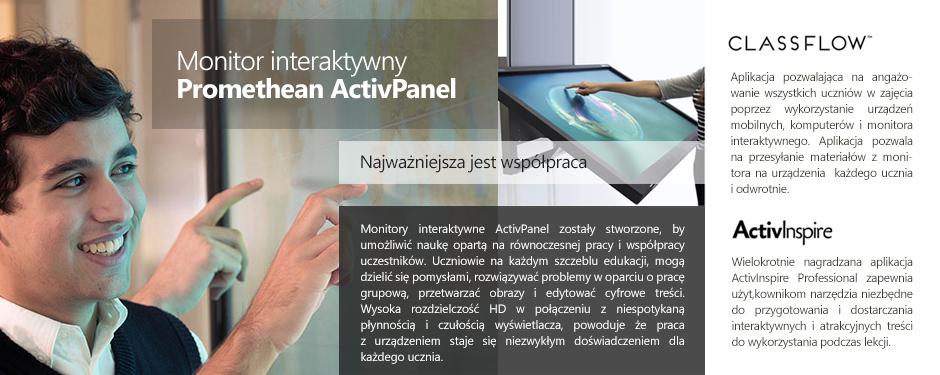 Monitor interaktywny
